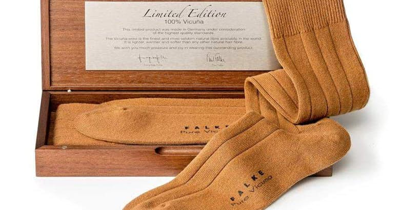 the most expensive socks