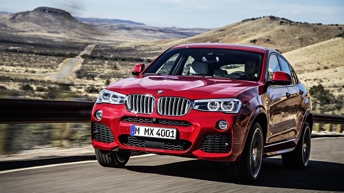 2016 NEW BMW X4