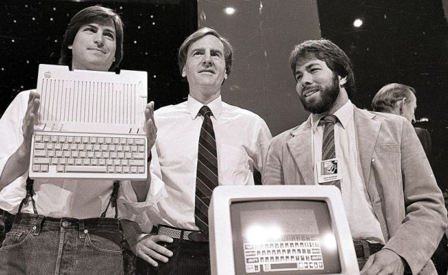 Steve Jobs and The start of Apple