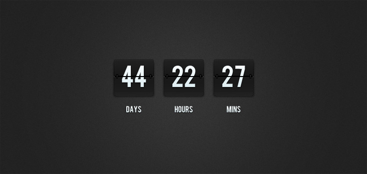 Product Launch Countdown