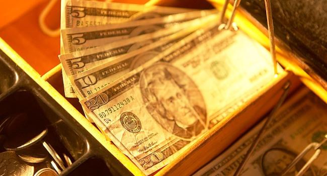 Revenue in Cash Register