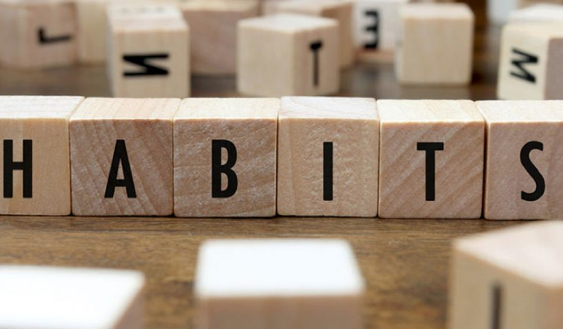 Habits Spelled Out