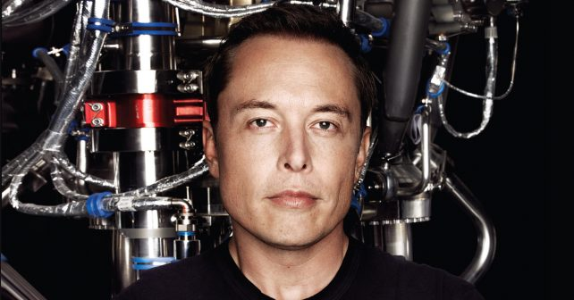 Successful Business Leaders Elon Musk
