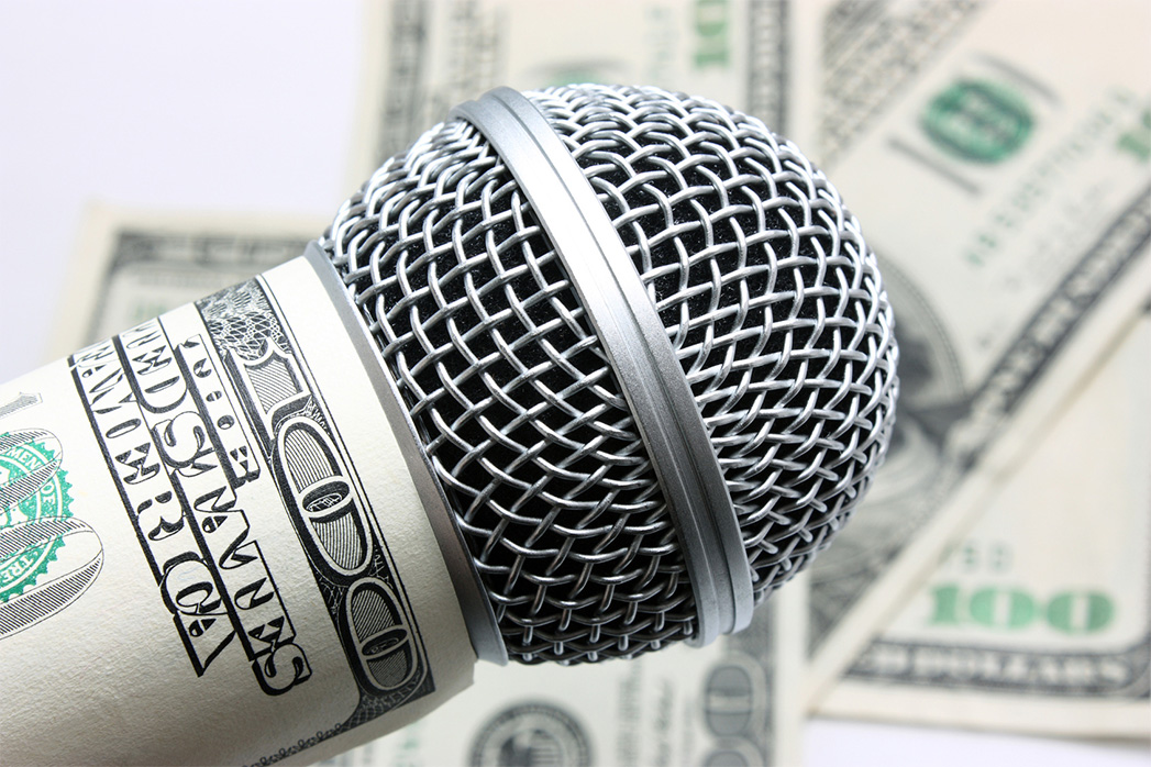 Money from Podcasting
